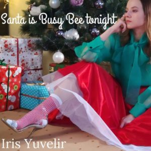 Santa is busy bee tonight