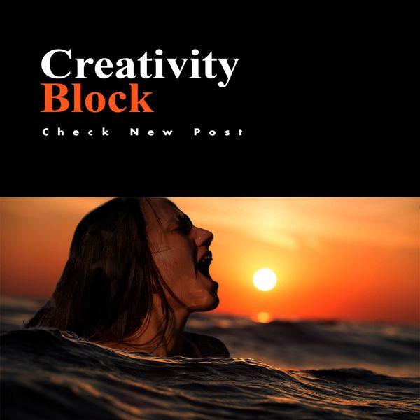 Creativity block